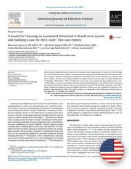 Un modelo para elegir un sistema automatizado de desinfección ultravioleta-C