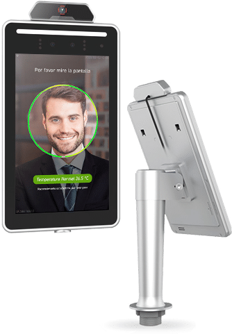 Scanner facial termometro EXO no-touch TX30