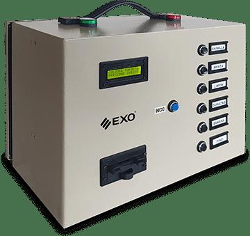 Unidad móvil de sensopercepción del olfato EXO PARANA-DS-6